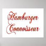 Perito de la hamburguesa impresiones