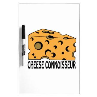 Perito del queso pizarras blancas de calidad