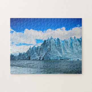 Perito Morena Glacier, Patagonia Jigsaw Puzzle
