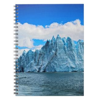 Perito Morena Glacier, Patagonia Notebook