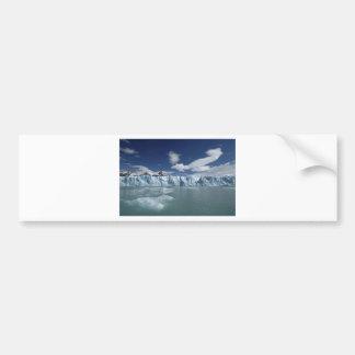 Perito Moreno Glacier Argentinar Bumper Sticker