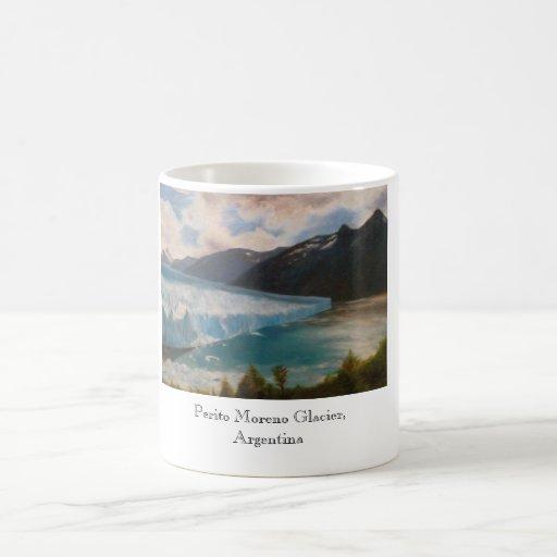 Perito Moreno Glacier Classic White Coffee Mug