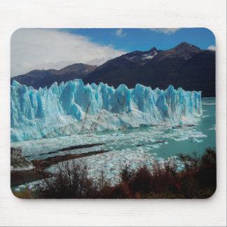 Perito Moreno Glacier Front In The Andes Mouse Pad
