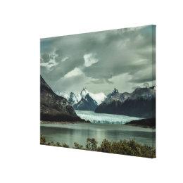 Perito Moreno Glacier, Lago Argentino Canvas Print
