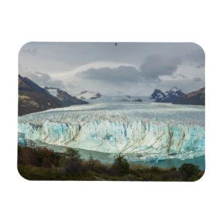 Perito Moreno Glacier Panoramic Rectangular Photo Magnet