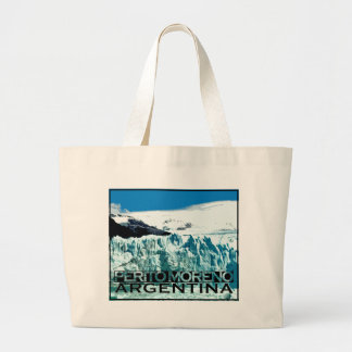 Perito Moreno Large Tote Bag