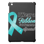 Peritoneal Cancer Ribbon Someone Special Case For The iPad Mini
