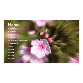 Periwinkle Business Card