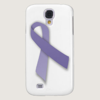 Periwinkle Cancer and Political Statement Ribbon Galaxy S4 Case
