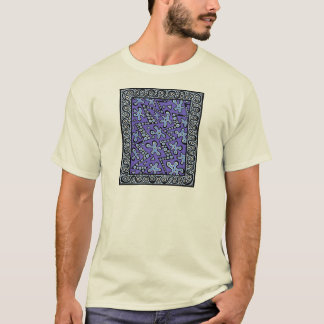 Periwinkle Cell Flashes T-Shirt