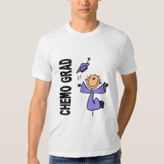 Periwinkle CHEMO GRAD 1 (Esophageal Cancer) Shirt