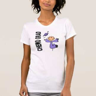 Periwinkle CHEMO GRAD 1 (Esophageal Cancer) Shirts