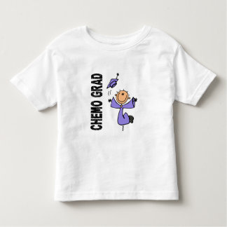Periwinkle CHEMO GRAD 1 (Esophageal Cancer) T Shirts