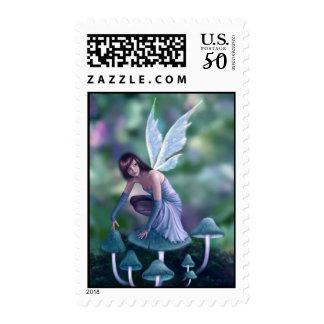 Periwinkle Fairy Postage