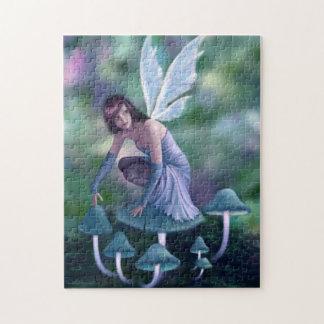 Periwinkle Fairy Puzzle