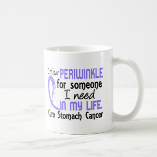 Periwinkle For Someone I Need Stomach Cancer Coffee Mugs