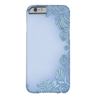 Periwinkle-Mauve Foil I-Phone Case iPhone 6 Case