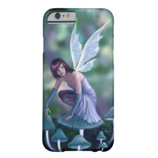Periwinkle Mushroom Fairy iPhone 6 Case