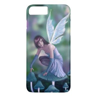 Periwinkle Mushroom Fairy iPhone 7 Plus Case