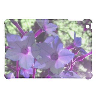 Periwinkle Nicotiana iPad Cover For The iPad Mini