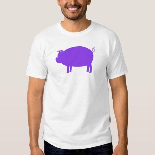 periwinkle pig copy T-Shirt