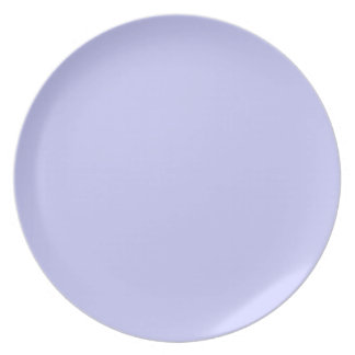 Periwinkle Plate
