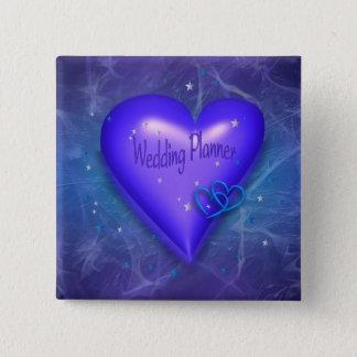 Periwinkle Purple & Aqua Wedding Planner button