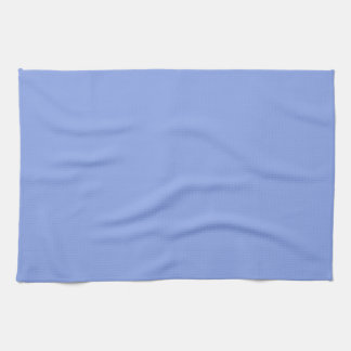 Periwinkle Solid Color Towel