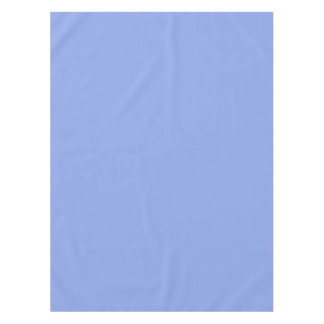 Periwinkle Solid Color Tablecloth