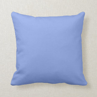 Periwinkle Solid Color Pillows