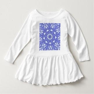 Periwinkle Star Dust Kaleidoscope T Shirt