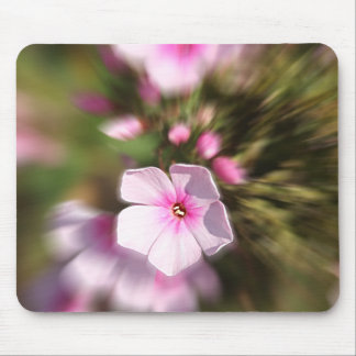 Periwinkle Zoom Mouse Pad