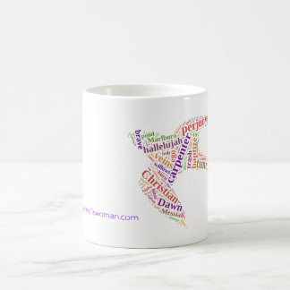 Perjury Wordle Mug