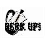 Perk Up! Postcard