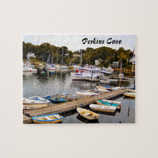 Perkins Cove Jigsaw Puzzle