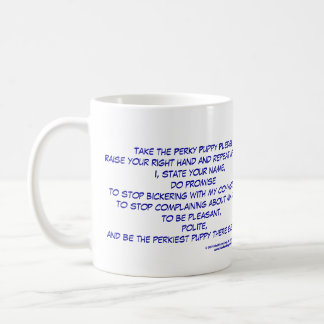 Perky Puppy Mug