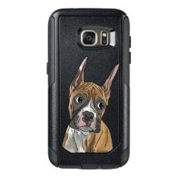 OtterBox Commuter Samsung Galaxy S7 Case with Boxer Phone Cases design