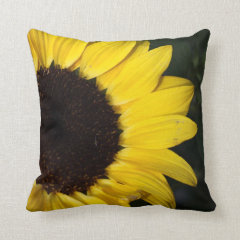Perky Sunflower Pillows