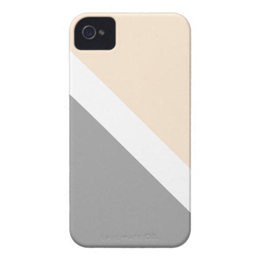 PERLA DE GEOSTRIPS Case-Mate iPhone 4 COBERTURAS