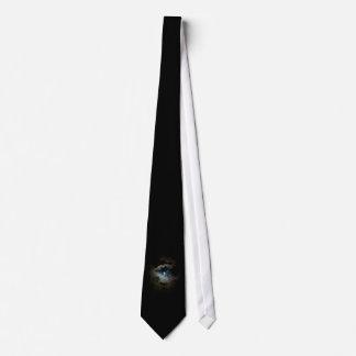 perla de medianoche corbata personalizada