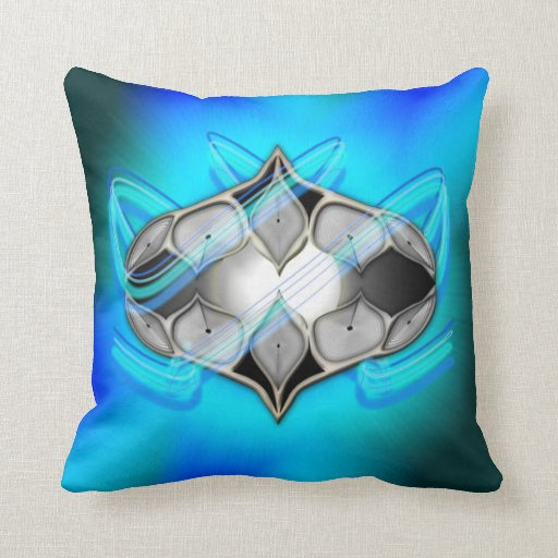 Perla dentro almohadas