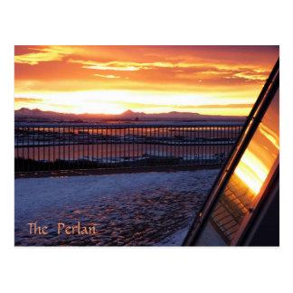 Perlan - Reykjavik, Iceland Postcard