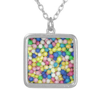 Perlas del azúcar pendiente