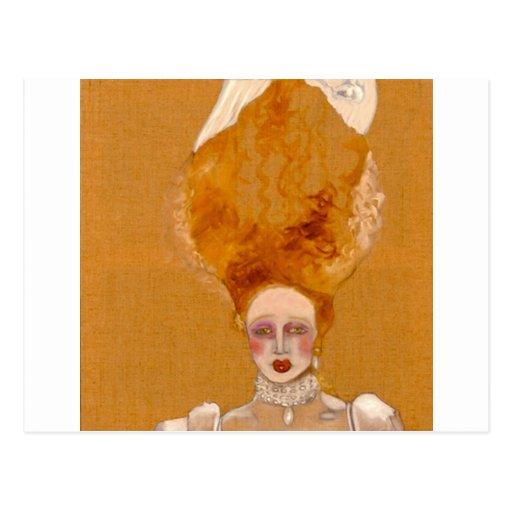 Perles Postcard