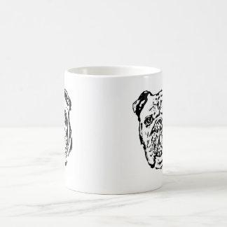 Perlie Mae Bulldog Mug