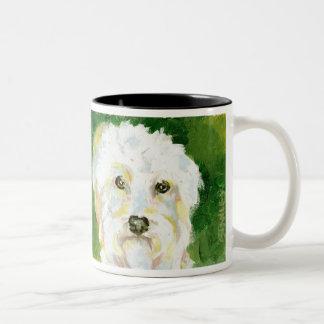 Perlin's Jovi Two-Tone Coffee Mug
