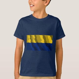 Perlis waving flag T-Shirt