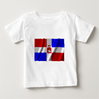 Perm Krai Flag Baby T-Shirt
