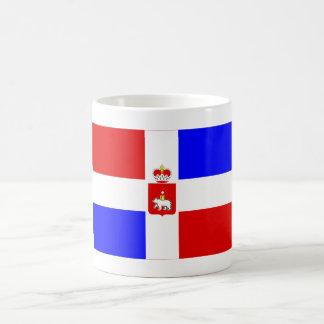 Perm Krai Flag Classic White Coffee Mug