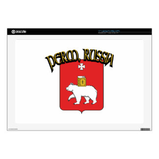 Perm Russia Laptop Decals